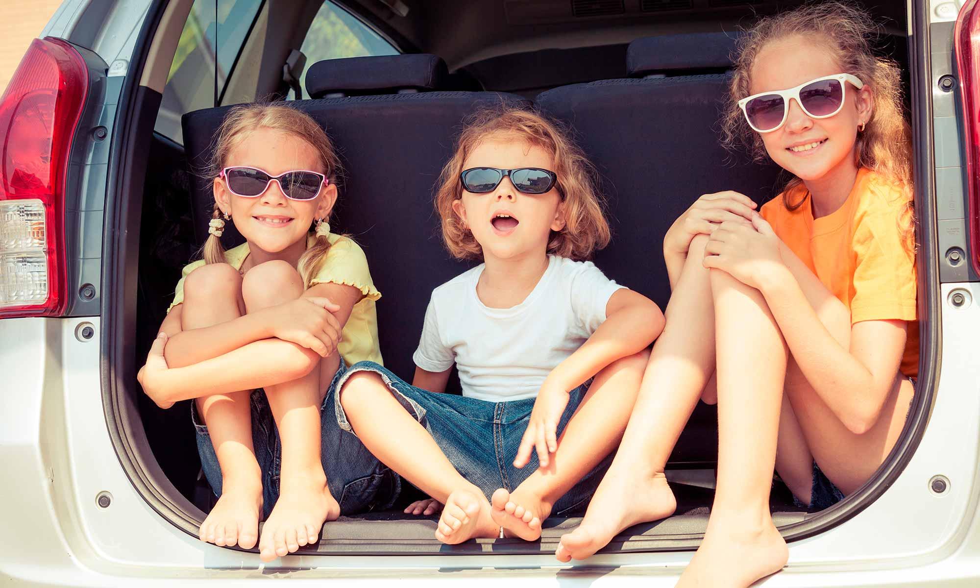 beste ferie med barn